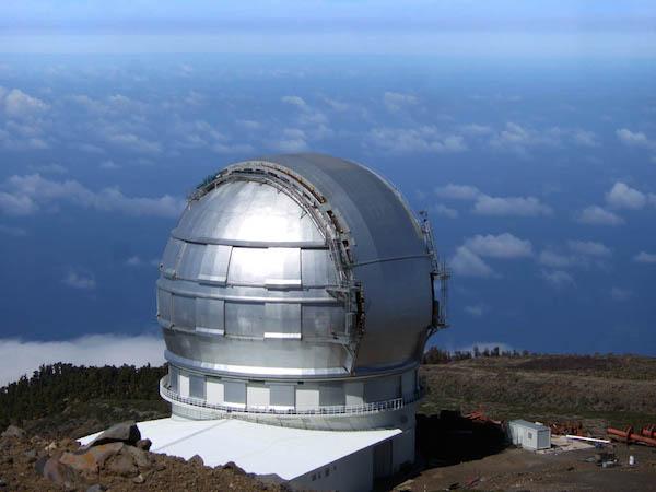 Gran Telescopio de Canarias