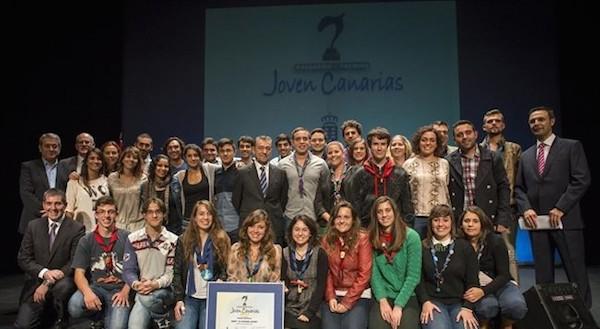 Premios Jovenes canarias 2014