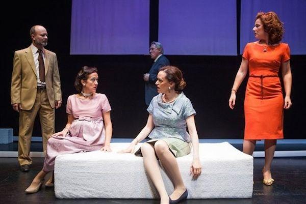 Garachico acoge la representación teatral de 'La gata sobre el tejado de zinc'