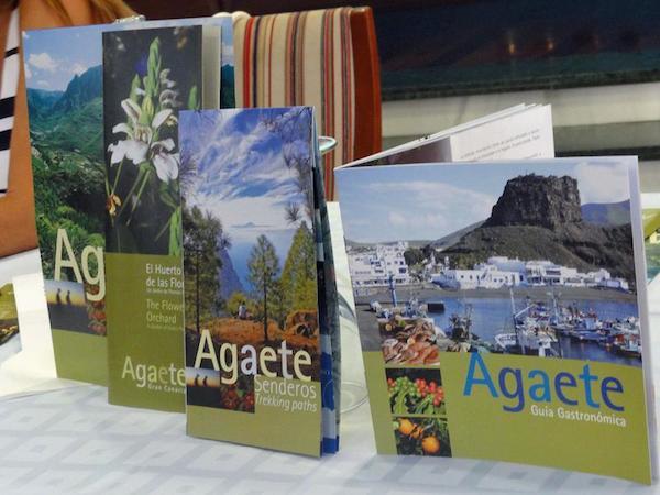 Agaete lanza su Guía Gastronómica y una nueva Guía de Senderos