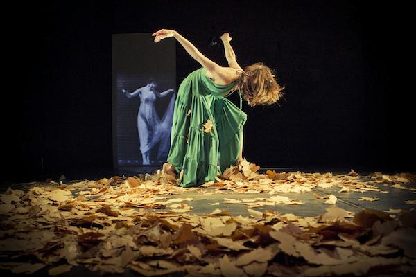 La bailarina y coreografa Isabel Vazquez