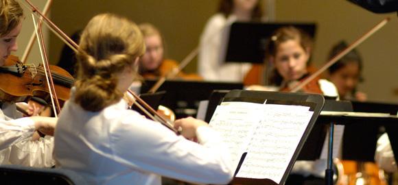 Convocatoria para la selección de la futura Joven Orquesta de Canarias