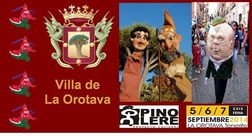 XXIX edición de la Feria Regional de Artesanía Pinolere