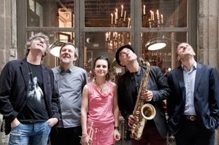 Andrea Motis y Joan Chamorro Quintet