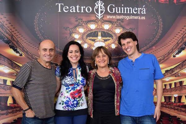 El humor centra la programación del Teatro Guimerá este fin de semana