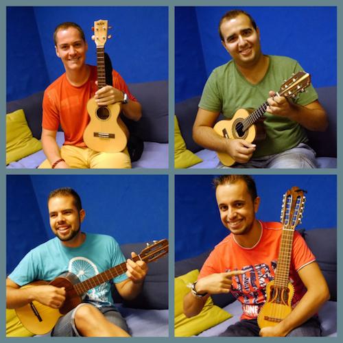 'El timple y otras pequeñas guitarras del mundo' llena el Auditorio Alfredo Kraus