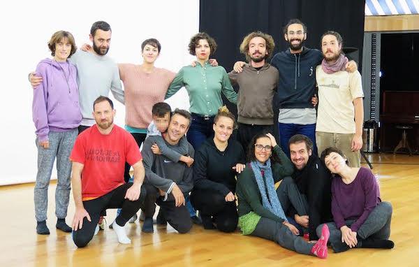 La Societat Doctor Alonso estrena en el Teatro Leal 'El Desenterrador'