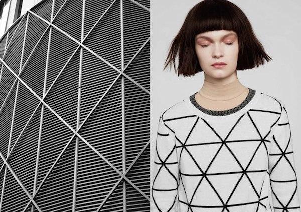 arquitectura y moda