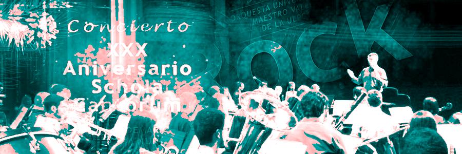 Orquesta Maestro Valle ULPGC - diciembre 2014