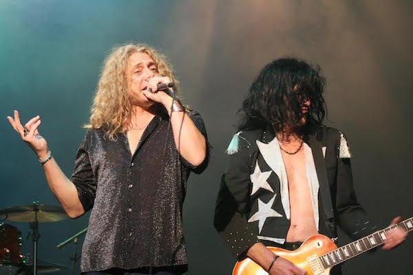 Letz Zep rinde tributo a Led Zeppelin este sábado en el Teatro Leal