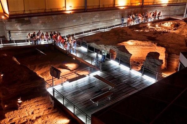 Visita Nocturna al Museo y Parque Arqueológico Cueva Pintada