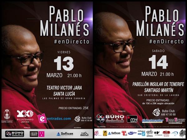 pablo milanes collage concierto