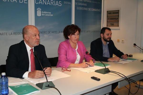 El Gobierno de Canarias promovió en 2014 más de 2.000 actividades culturales