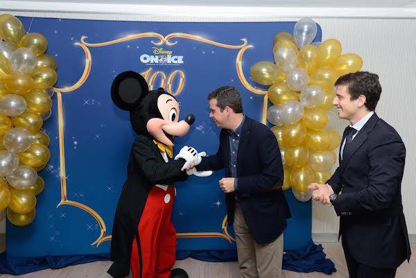 Disney On Ice-100 Años de Magia cierra en Gran Canaria su gira mundial