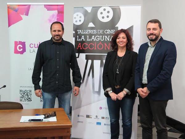 Octava edición de los talleres de cine 'La Laguna Acción'
