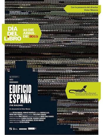 'Edificio España' de Víctor Moreno, en el Auditorio de Guía