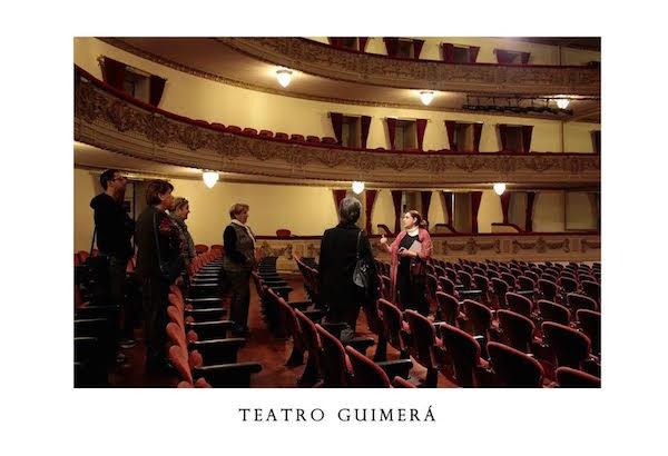 El Teatro Guimerá celebra tres visitas guiadas a sus instalaciones