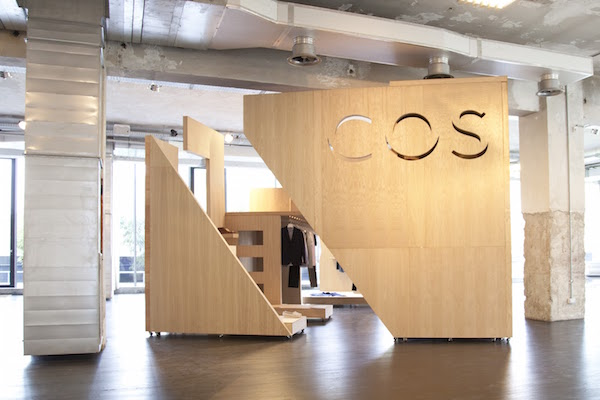 Cos at Salone del Mobile
