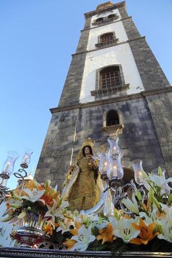Santa Cruz de Tenerife celebra mañana la festividad de la Virgen del Carmen