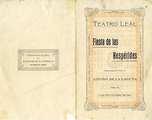 Los alrededores del Teatro Leal se engalanan para celebrar su centenario