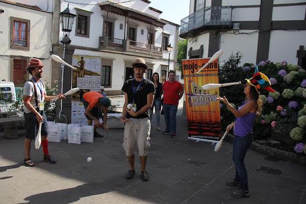 Las mejores compañías circenses nacionales e internacionales invaden la Villa de Moya