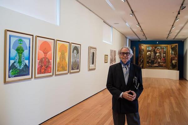 La Casa Museo Antonio Padrón de Gáldar exhibe la muestra 'Héroes Atlánticos', de Pepe Dámaso