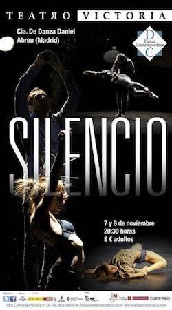 Daniel Abreu, Premio Nacional de Danza 2014, visita el Teatro Victoria