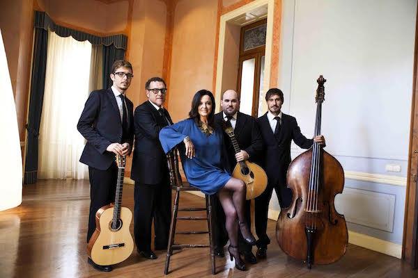 Olga Cerpa y Mestisay ofrecen su 'Concierto de Diciembre' en el Guiniguada