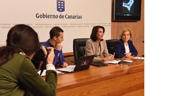 El Gobierno presenta el Mapa de Espacios Culturales de Canarias