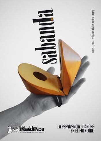 Se presenta en primer número de la revista 'Sabanda Folk' editada por el grupo Los Sabandeños