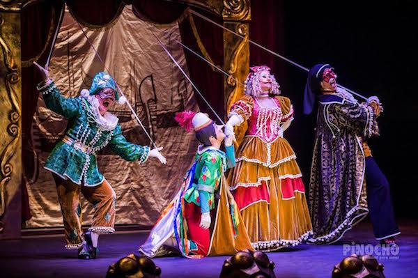 Un musical sobre Pinocho se representará este fin de semana en el Teatro Guimerá