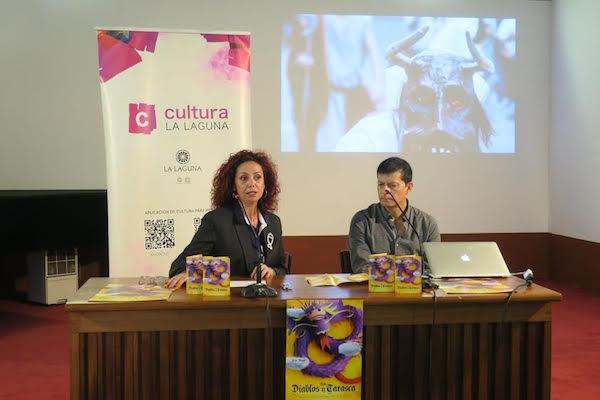 Presentacion Diablos y Tarsaca 2016