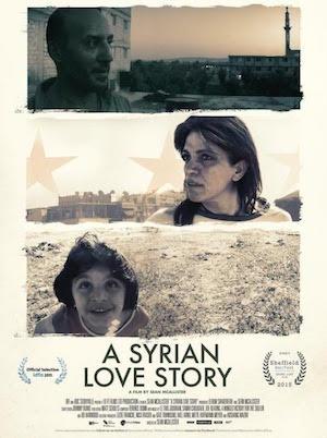 Filmoteca nos trae esta semana el documental de Sean McAllister 'Siria: una historia de amor'