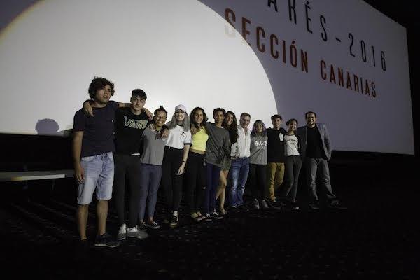ES Benito Pérez Galdós se alza con dos de los galardones más importantes del Cinedfest