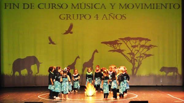 El alumnado de la Escuela Municipal de Música y Danza de Arona despide el curso con una demostración de maestría