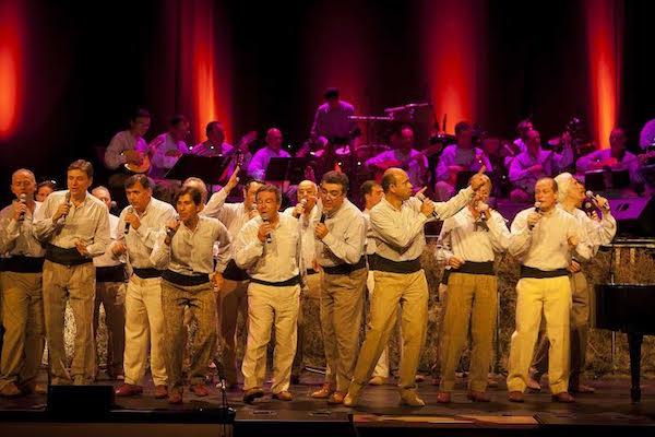 Los Gofiones inicia en el teatro Pérez Galdós sus conciertos íntimos para cien espectadores