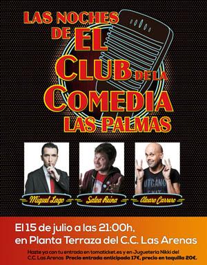club las arenas