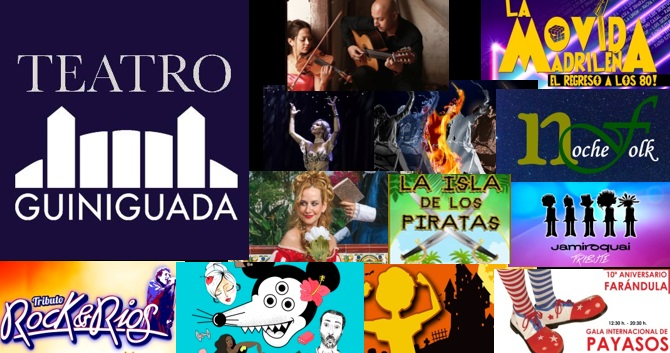 teatro guiniguada septiembre