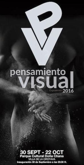 4ª Edición de la exposición Pensamiento Visual de Damiroal
