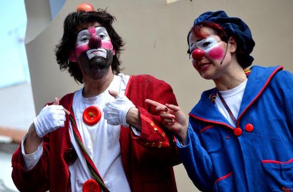 El espectáculo de payasos clásicos 'Clównbate' llega el domingo al Teatro Leal