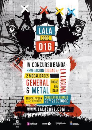 Última semana para inscribirse en el concurso LALAcore
