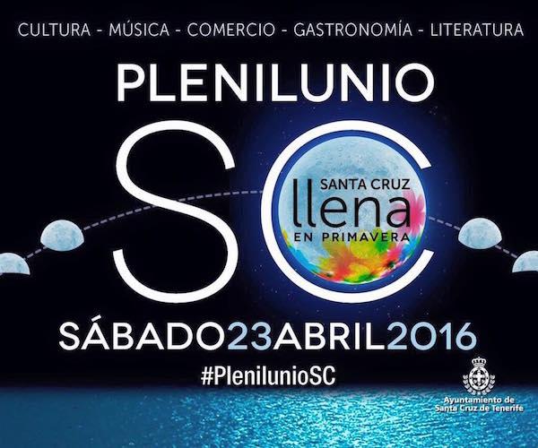 Santa Cruz se entrega al Plenilunio con un festín de iniciativas lúdicas y culturales