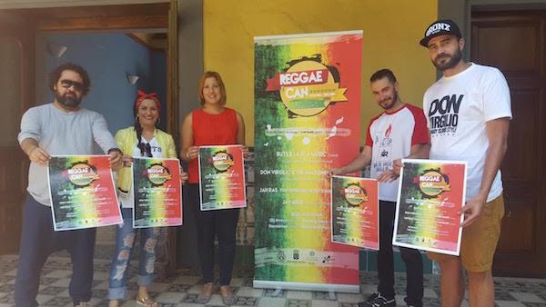 Vuelve el Reggae Can Festival, el gran festival de reggae canario