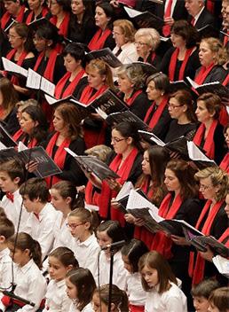 Orquesta Sinfónica y Coro JMJ
