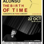 Alexis Alonso vuelve a casa con 'The Birth of Time' tras su éxito internacional