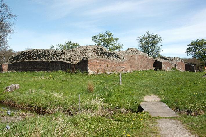 Ruinas del castillo Gurre (2007)
