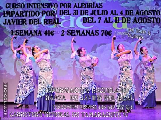 Escuela de Danza de Javier del Real