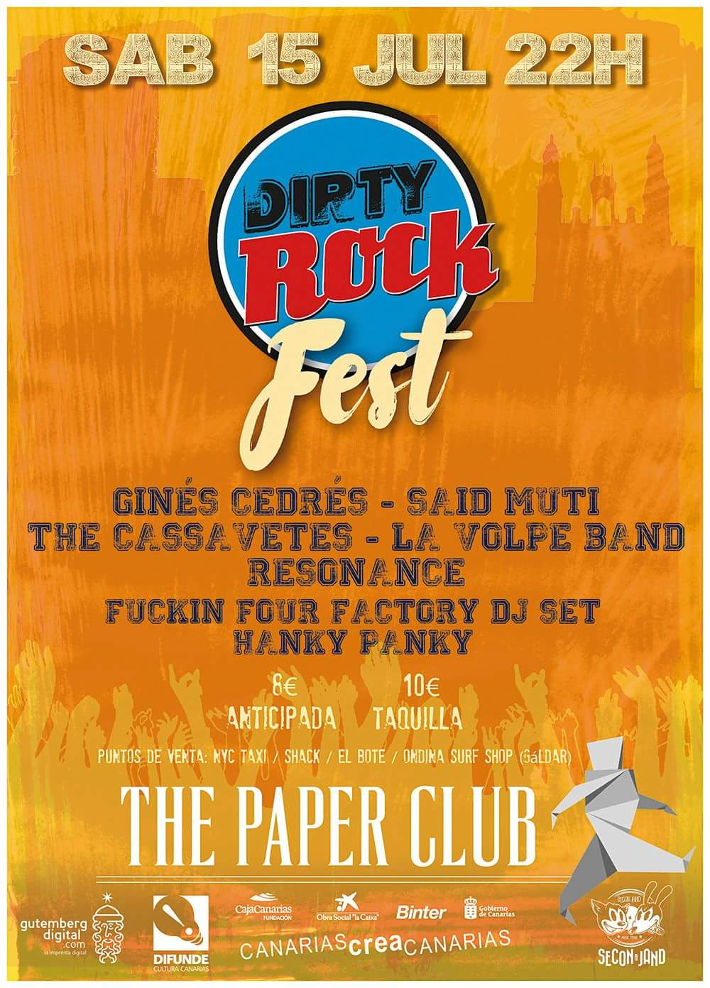 Dirty Rock Fest