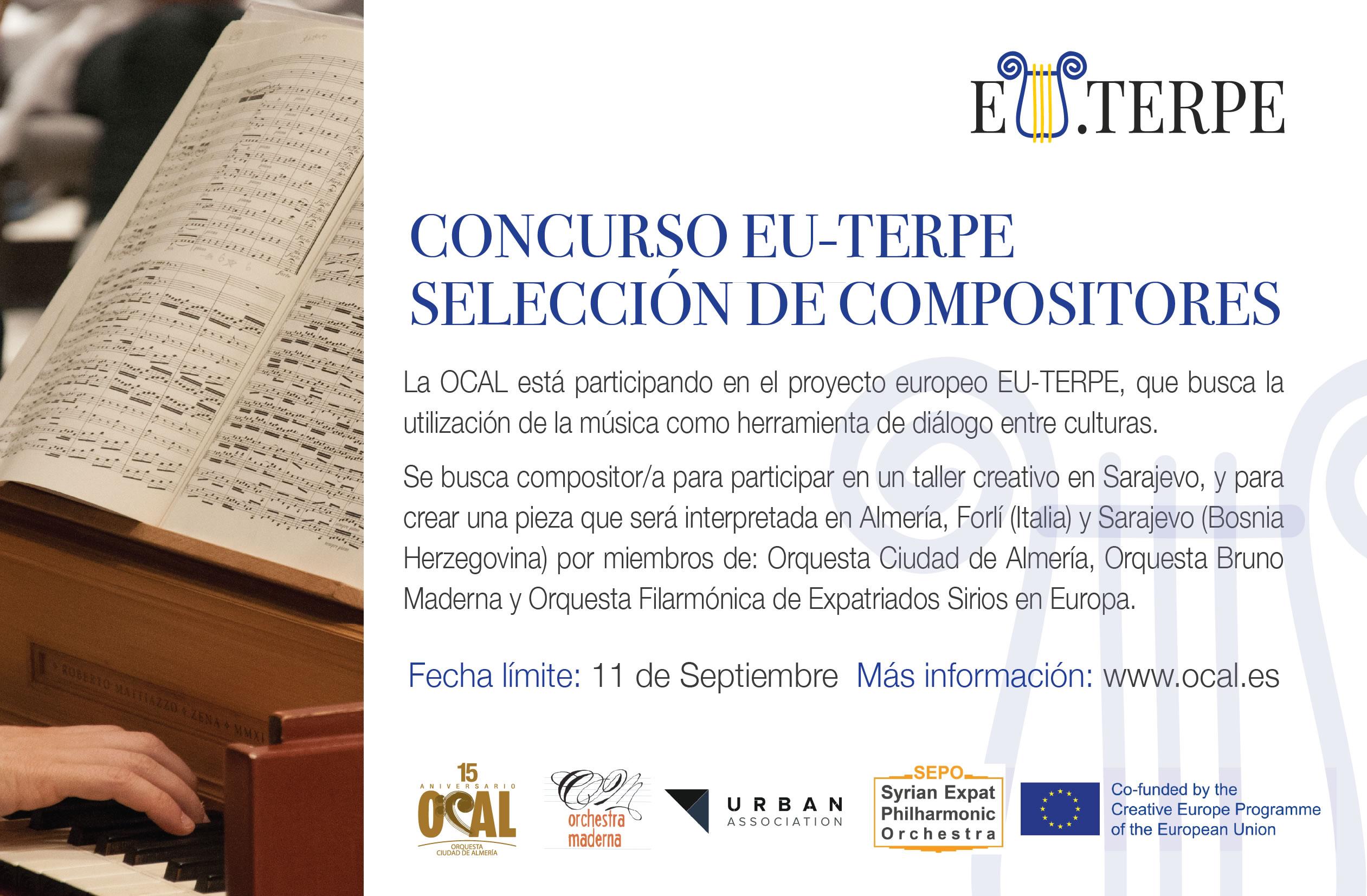 Concurso de Composición EU-TERPE