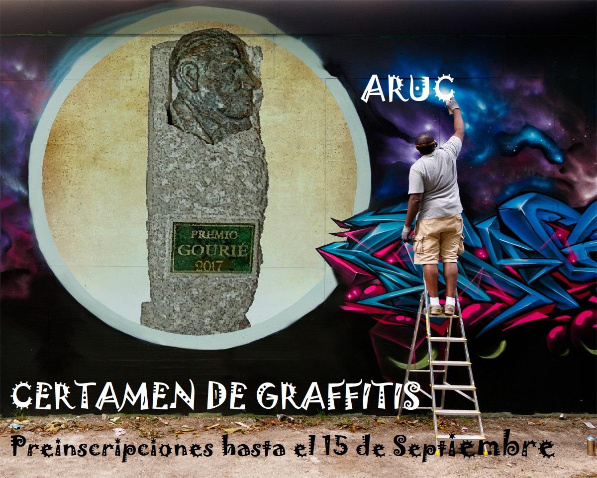 Certamen de Graffitis Gourie 2017